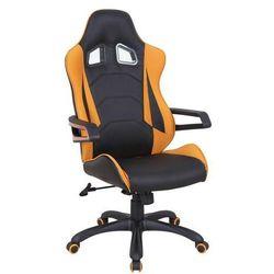 Fotel biurowy kubełkowy lub dla gracza - obrotowy HALMAR MUSTANG