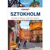 Mapy i atlasy turystyczne, Sztokholm pocket Lonely Planet - Praca zbiorowa (opr. broszurowa)