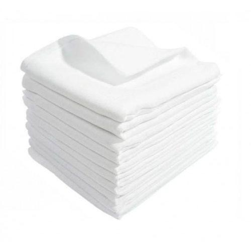 Pieluchy tetrowe, Pieluszki tetrowe białe LUX opk - 3szt.
