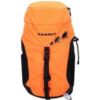 Tornistry i plecaki szkolne, Mammut First Trion 18 Plecak dla dzieci 56 cm safety orange-black ZAPISZ SIĘ DO NASZEGO NEWSLETTERA, A OTRZYMASZ VOUCHER Z 15% ZNIŻKĄ