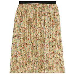 KIDS ONLY Spódnica 'konDISCO SKIRT JRS' żółty / mieszane kolory