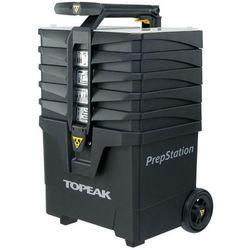 Topeak PrepStation Narzędzie do roweru bez narzędzi czarny 2018 Zestawy narzędzi