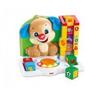 Pozostałe zabawki edukacyjne, Fisher Price Stacja Szczeniaczka Pierwsze Słówka Oferta ważna tylko do 2019-09-23