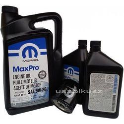 Olej MOPAR 5W20 oraz oryginalny filtr Dodge Durango 5,7 V8 2015-