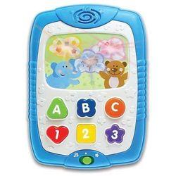 Tablet dla dzieci edukacyjny SMILY PLAY PAD SMYKA