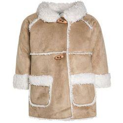 Benetton BABY Płaszcz wełniany /Płaszcz klasyczny ochre