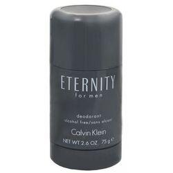 Calvin Klein Eternity For Men - dezodorant w sztyfcie 75 ml - BEZPŁATNY ODBIÓR: WROCŁAW!