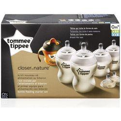 Tommee Tippee Zestaw Startowy Do Karmienia Butelką 0m+ BPA%