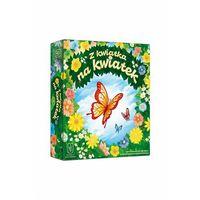 Gry dla dzieci, Gra Z Kwiatka na kwiatek 3Y39JD Oferta ważna tylko do 2031-09-03