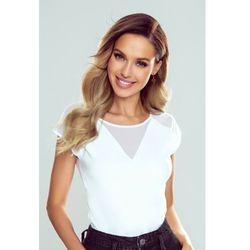 Alessia koszulka bawełniana damska Eldar Romantica Active Biała