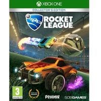 Gry Xbox One, Rocket League Collector's Edition (Xbox One)
