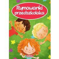 Książki dla dzieci, Rymowanki przedszkolaka (opr. twarda)