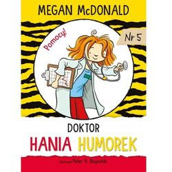 Doktor Hania Humorek - Megan McDonald - książka