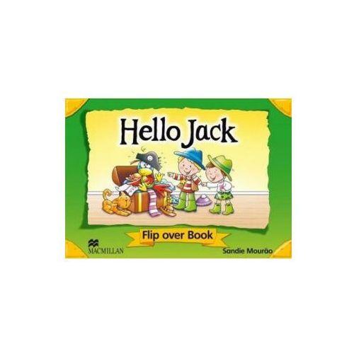 Książki do nauki języka, Hello Jack Flip Over Book (opr. miękka)
