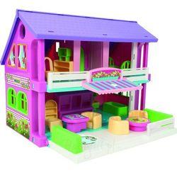 Domek dla lalek 37 cm Play House pudełko