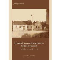 E-booki, Szkolnictwo elementarne Sandomierza w latach 1815-1914 - Piotr Sławiński