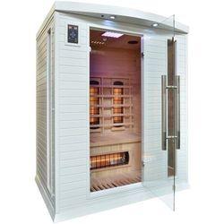 Sauna infrared z koloroterapią DH3 GH White