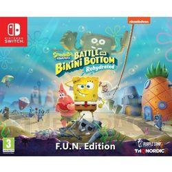 Spongebob SquarePants: Battle for Bikini Bottom Rehydrated - Edycja F.U.N. Nintendo Switch