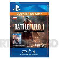 Pozostałe gry i konsole, Battlefield 1 - Apokalipsa DLC [kod aktywacyjny]