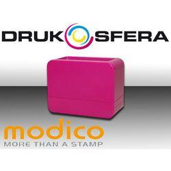 Pieczątka MODICO NOMO 3 1/2 różowy połysk Pieczątka MODICO NOMO 3 1/2 różowy połysk