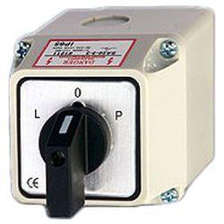 Rozłącznik 16 A obudowa 0-1 trójfazowy (5900280835420)