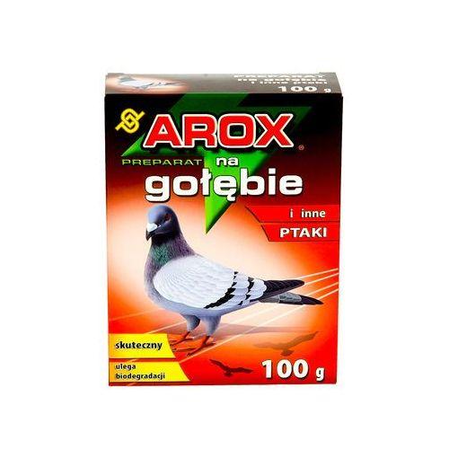 Preparat odstraszający na gołębie (AROX) GRANULAT