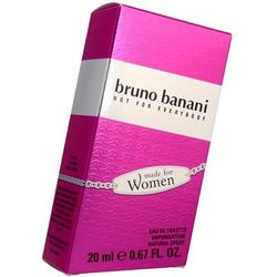 Bruno Banani Made for Woman Woman 20ml EdT
