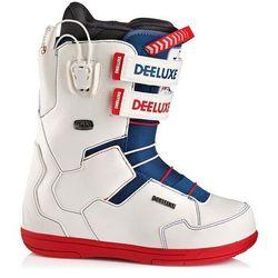 Deeluxe Buty snowboardowe - the brisse id tf white (9140) rozmiar: 43.5