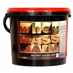 mass gain - 3000g - vanilla marki Megabol