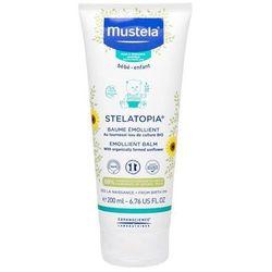 bébé stelatopia® emollient balm balsam do ciała 200 ml dla dzieci marki Mustela