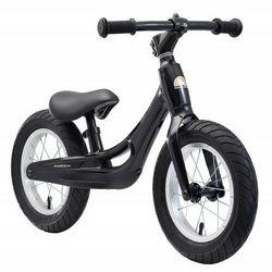 "Bikestar Rowerek biegowy cruiser magnezowa rama ultralekki 12"" bike star germany czarny (4260184714995)"