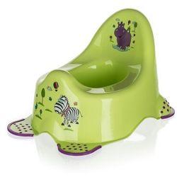 Keeper Nocnik dziecięcy Hippo, zielony (8591022439630)