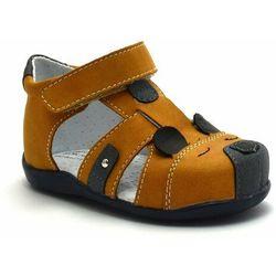 Sandałki dziecięce Kornecki 06677 Camel, kolor brązowy