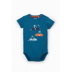 Body niemowlęce niebieskie 5T4011
