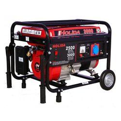 Holida Agregat prądotwórczy, generator 3000 jedna faza 3 kw
