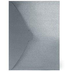 Teczka ozdobna GP - kopertowa metalizowana srebrna op.5szt. (5903069035257)