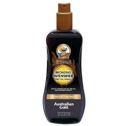Australian Gold Przyśpieszacze opalania Australian Gold Przyśpieszacze opalania Bronzing Dry Oil Spray Intensifier 237.0 ml