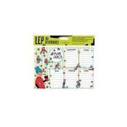 Elektrostatyczny plan lekcji A5 Chłopak