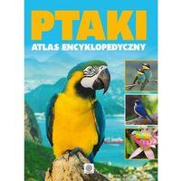 Słowniki, encyklopedie, Ptaki - atlas encyklopedyczy (opr. twarda)