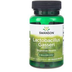 Swanson Probiotyk Lactobacillus Gasseri - 60 kapsułek