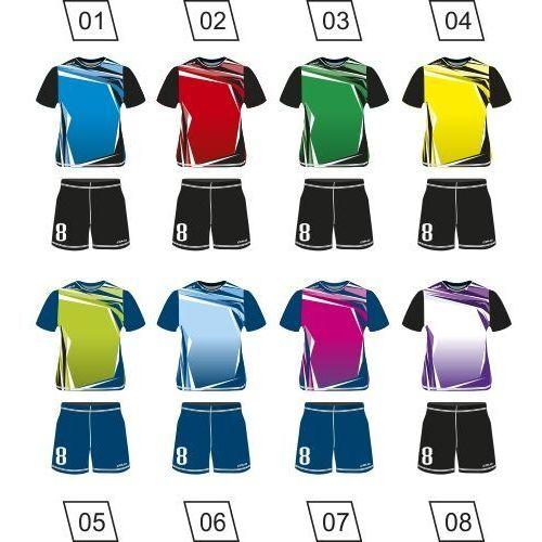 Piłka nożna, Strój piłkarski Colo Lynx + nadruk gratis
