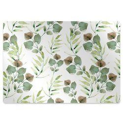 Podkładka pod krzesło obrotowe Podkładka pod krzesło obrotowe Jesienne liście