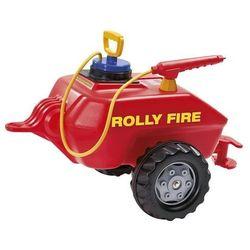 Przyczepa cysterna straż pożarna rolly toys