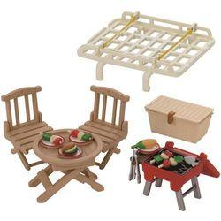 Sylvanian Families Bagażnik dachowy z zestawem piknikowym