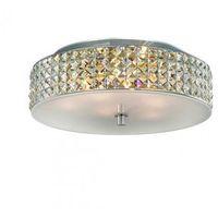 Lampy sufitowe, Ideal Lux 00657 - Lampa sufitowa ROMA PL6 6xG9/40W/230V kryształ