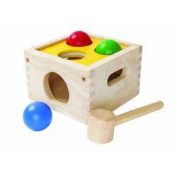 Skrzynia z kulkami Plan Toys
