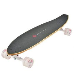 """Longboard Street Surfing Cut Kicktail 36"""" Streaming"""