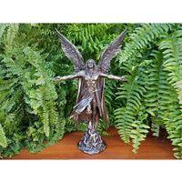 Rzeźby i figurki, ANIOŁ Z MIECZEM VERONESE (WU74784A4)