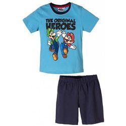 Piżama chłopięca Mario 2W34AE