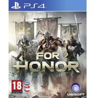 Gry na PS4, For Honor (PS4)